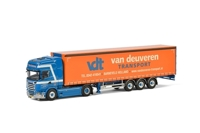 Scania Streamline Topline Van Deuveren Transport (арт. 01-2364)