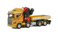 Scania R Streamline Highline Thuries  (арт. 01-2332)