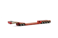 LOWLOADER 4 AXLE + DOLLY 2 AXLE KNT Red Line (арт. 5617411)