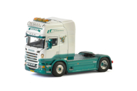SCANIA STREAMLINE TOPLINE 4x2 Bisschop Transport (арт. 01-2418)