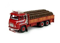 Scania LBS 76 rigid truck with potato load in jute bags Peeters  (арт. 70879)