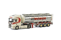 Scania R Highline CR20H Willi Wewer (арт. 01-2398)