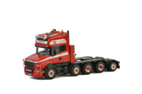 SCANIA T5 TORPEDO TOPLINE 8x4 ADD ON AXLE Premium Line (арт. 04-2028)