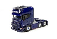 Scania R7 Topline 6x2 tag-axle tractor Semtrade (арт. 72781)