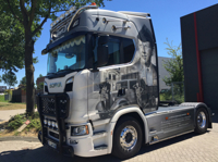 SCANIA S HIGHLINE CS20H 4x2 Transports Lampe (арт. 05-0078)