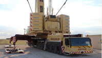 LIEBHERR LTM 1750 Dufour Group (арт. 71-2025)