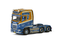 SCANIA S HIGHLINE CS20H 6X2 TAG AXLE KD TRANSPORT (арт. 01-2539)