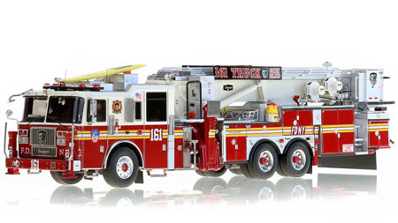 FIRE DEPARTMENT OF NEW YORK TOWER LADDER 161 (арт. FR009-161)