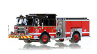 CHICAGO FIRE DEPARTMENT E-ONE ENGINE 50 (арт. FR039-50)