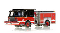 CHICAGO FIRE DEPARTMENT SPARTAN ENGINE 95 (арт. FR024-95)