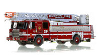BOSTON FIRE DEPARTMENT E-ONE LADDER 29 (арт. FR037-29)